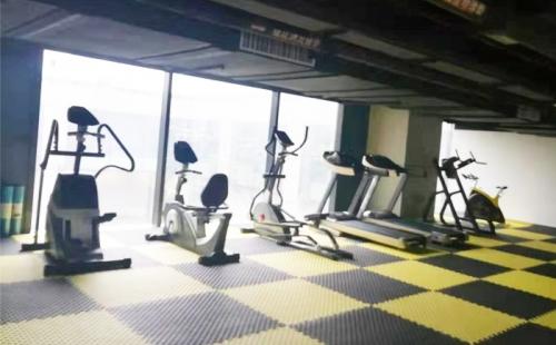 广州-电视台健身房