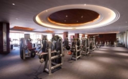 【1000平米配置方案】专业健身会所