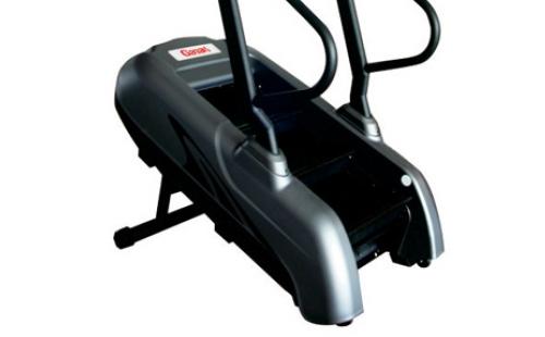 健身房登山机怎么用?