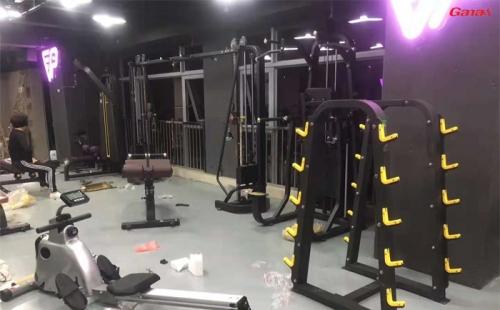 天河区-菁英私人健身房