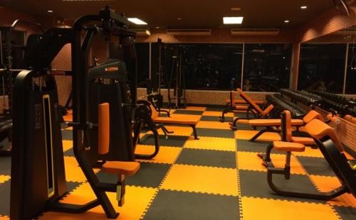 400㎡专业健身房配置方案