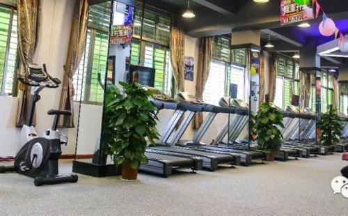 500㎡专业健身房配置方案