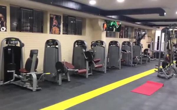 乌兹别克斯坦健身房