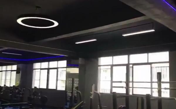 广东揭阳-健身房