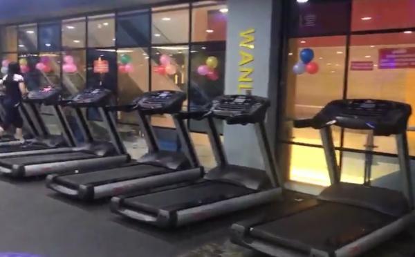 东莞-中堂健身房