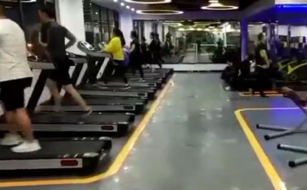 乔总第二家健身房
