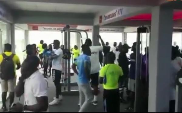 加纳健身房