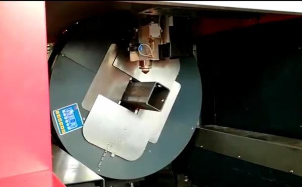 机器人自动化生产-切管