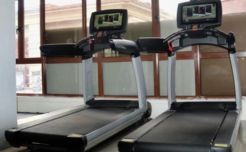 毛里求斯健身房器材案列