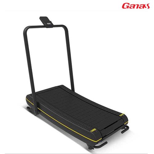 无动力跑步机 凹型弧形跑步机