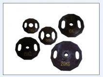 KY-150三孔杠铃片