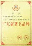 广东500强证书