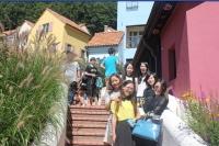 嘉纳斯女神们在韩国
